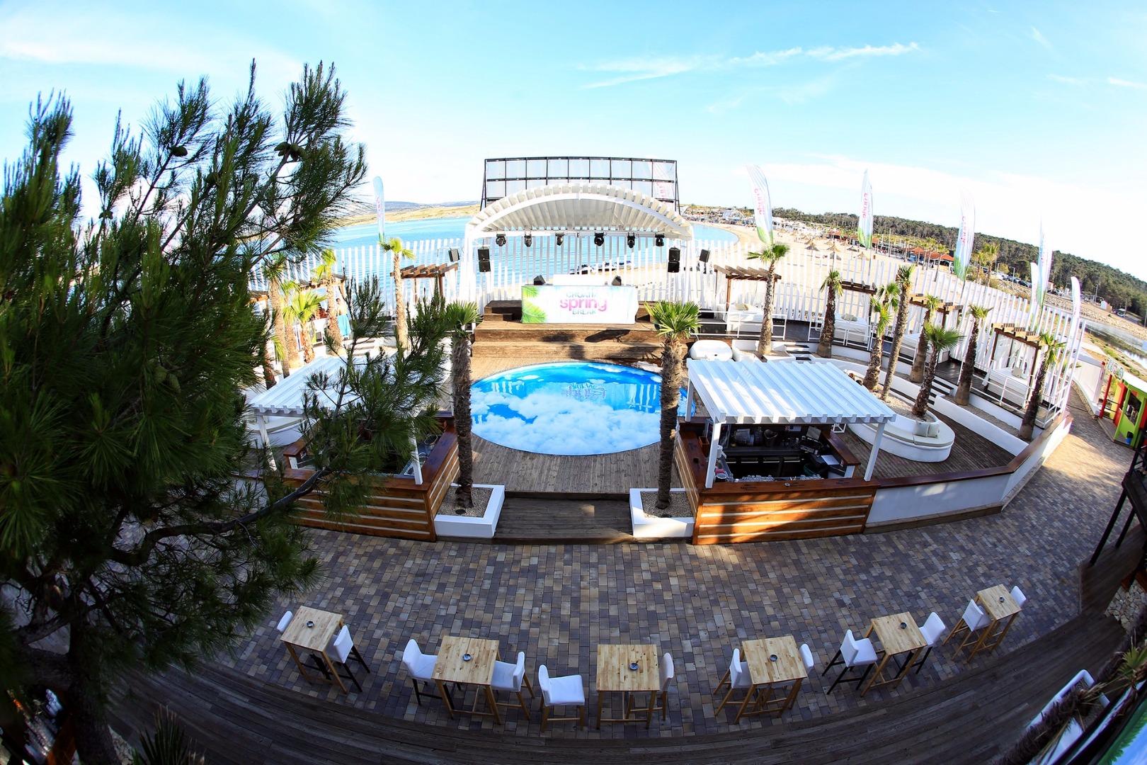 Kalypso Club Zrce Beach - Croatia Spring Break