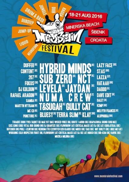 Membrain Festival
