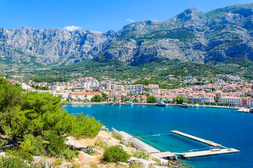 Top Ten Destinations in Croatia - Makarska