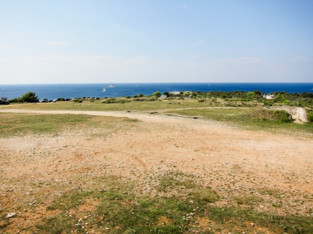 Cape Kamenjak southern point