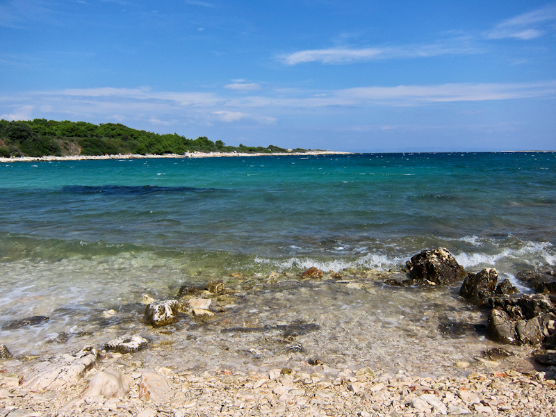 Beaches in Croatia - Cape Kamenjak
