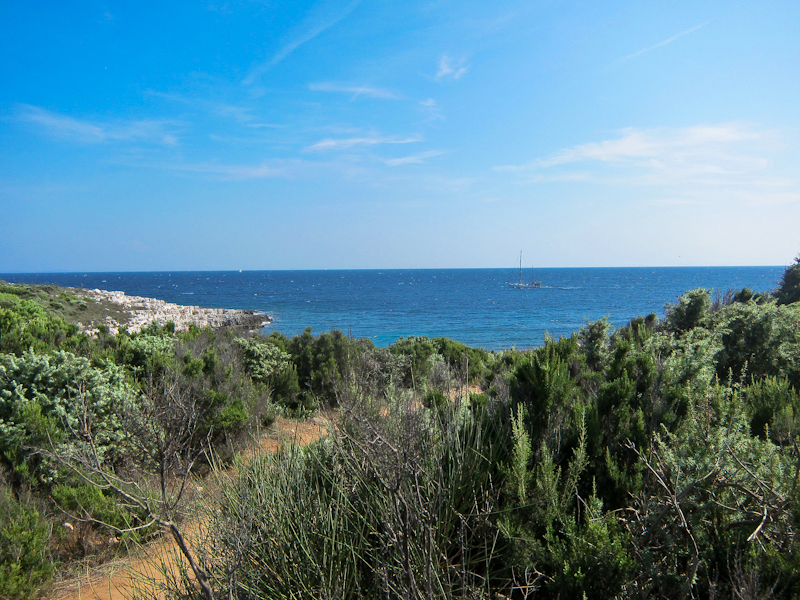 Cape Kamenjak sea view