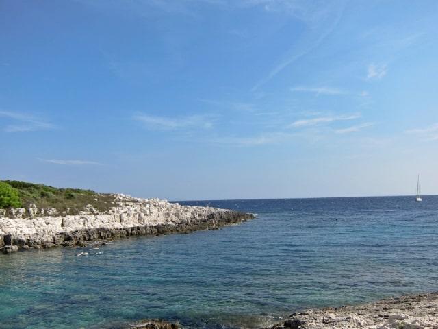 Cape Kamenjak sea swimming
