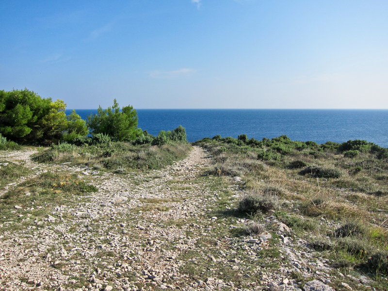 Cape Kamenjak landscape