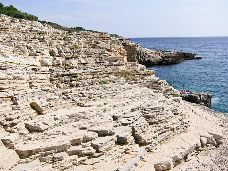 Cape Kamenjak rock formations