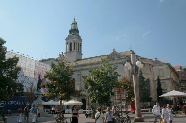 Photos of Zagreb - Cvjetni trg