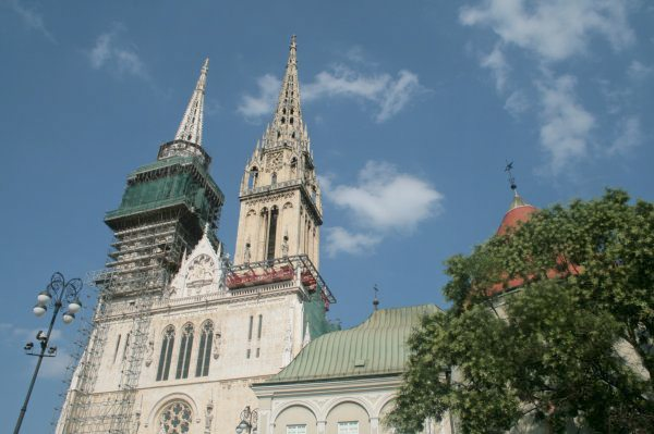 Photos of Zagreb - Zagreb Cathedral Bell Towers
