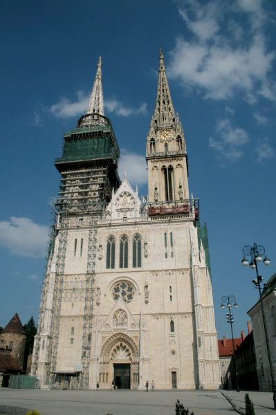 Photos of Zagreb - Zagreb Cathedral