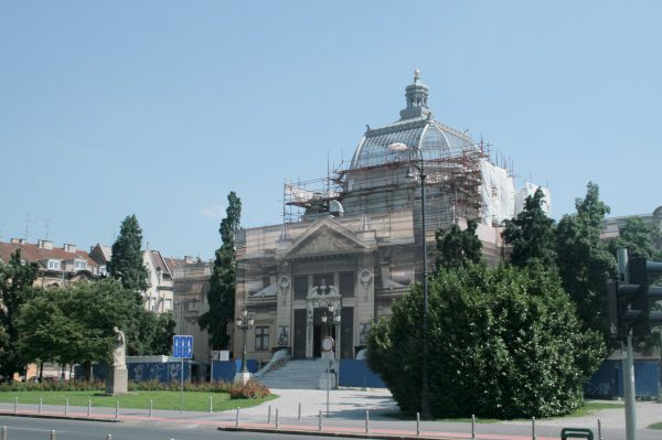 Photos of Zagreb - Art Pavilion