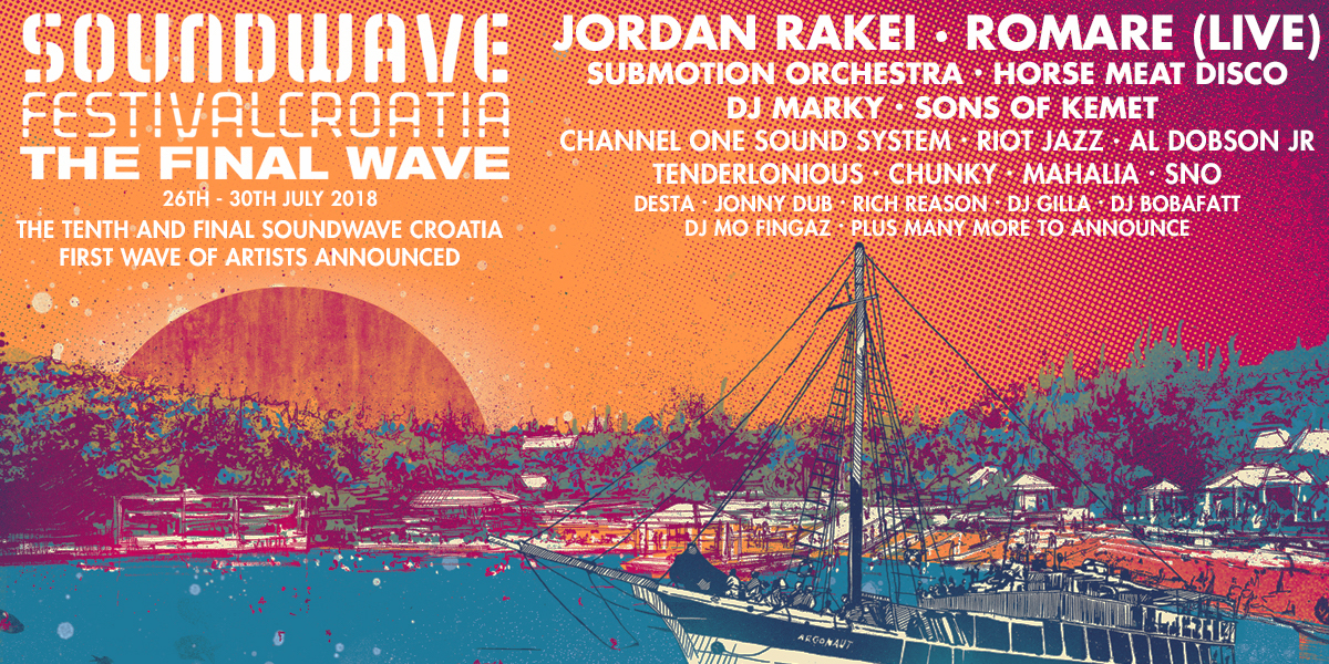 Soundwave 2018