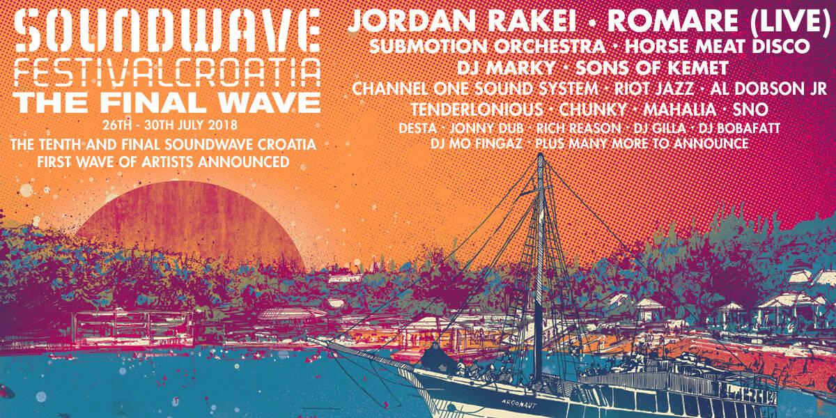 Soundwave 2018