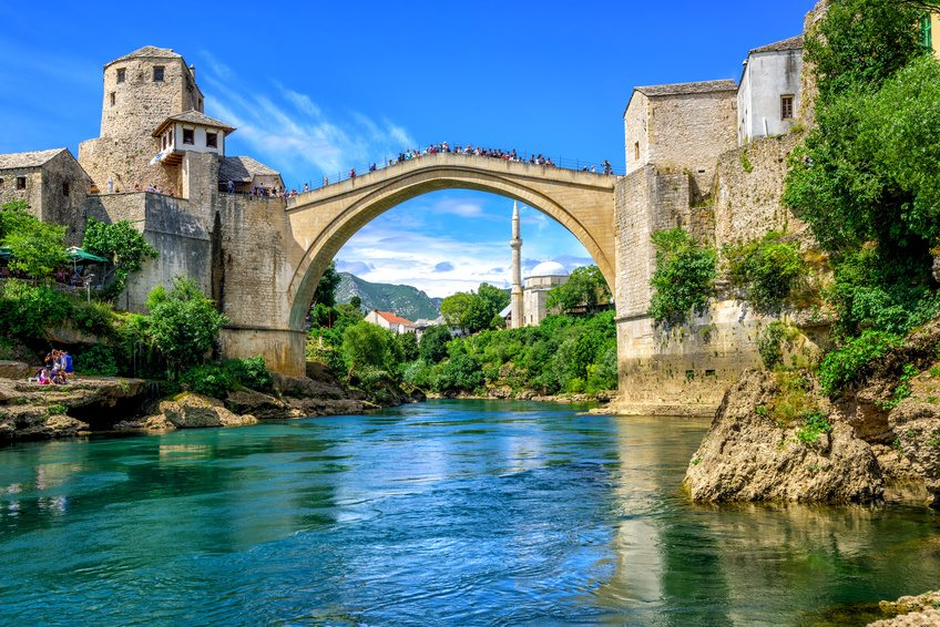 Day Trips from Dubrovnik to Bosnia & Hercegovina - Mostar