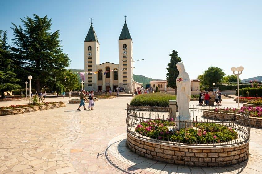 Day Trips from Split to Bosnia & Hercegovina - Medjugorje