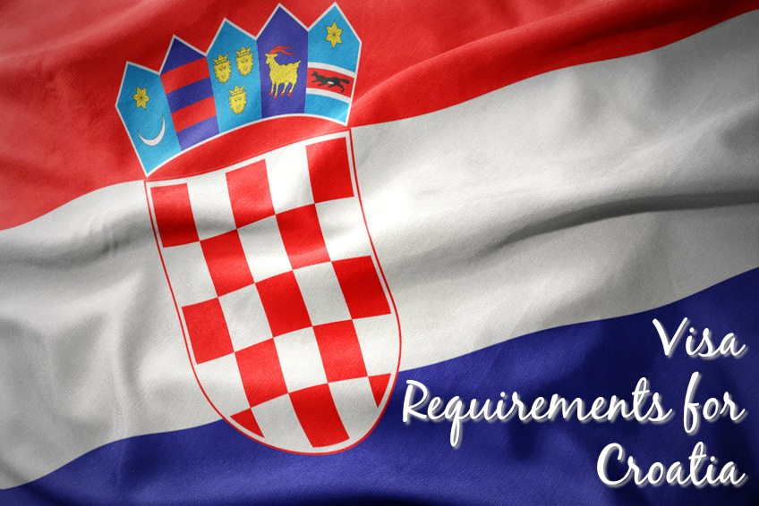 Visa Requirements for Croatia - Croatian & Schengen Visas