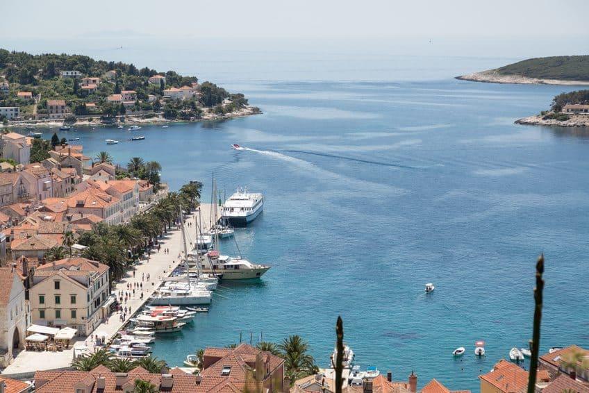 Day Trips from Split - Solta