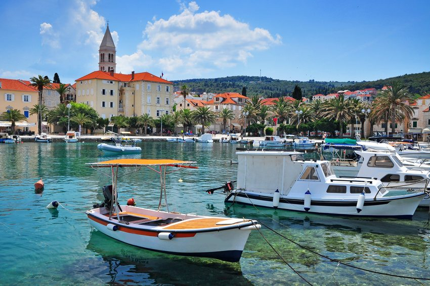 Day Trips from Split - Supetar