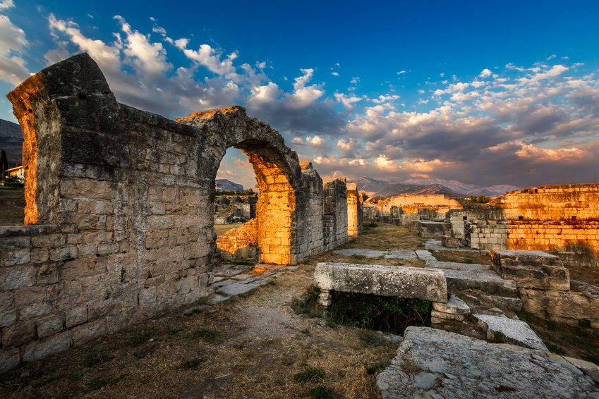 Day Trips from Split - Solin