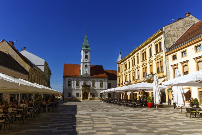 Day Trips from Zagreb - Varazdin