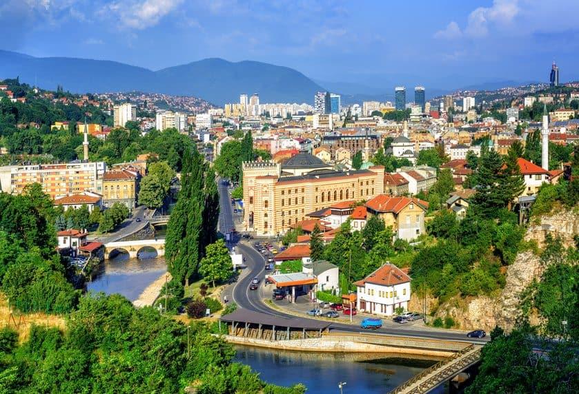 Day Trips from Split to Bosnia & Hercegovina - Sarajevo