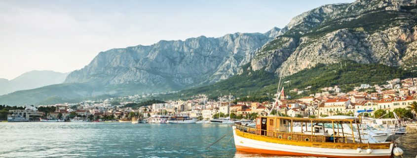 One Week in Croatia - Makarska