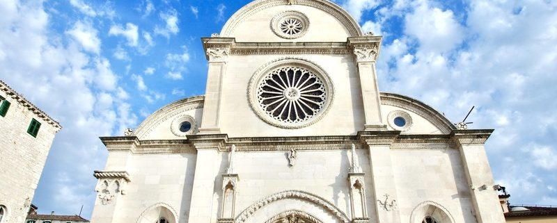 Sibenik - The Cathedral of St. James