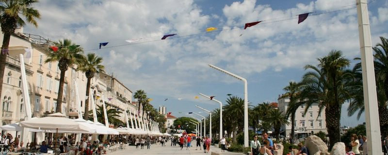 Photos of Croatia - Photos of Split