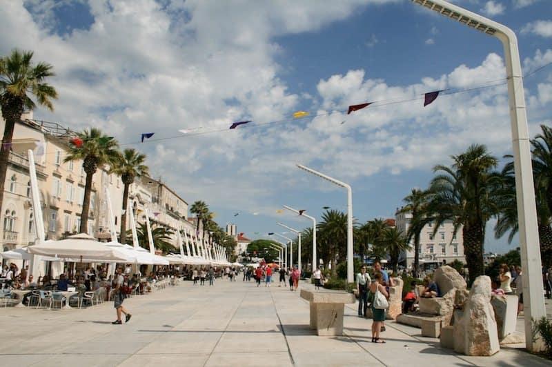 Photos of Croatia - Photos of Split