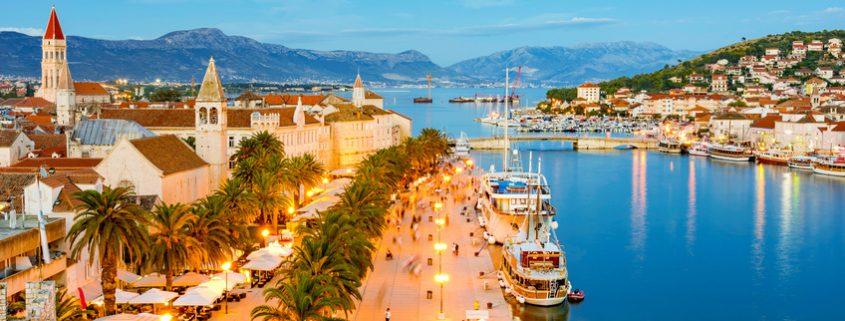 Day Trips from Split - Trogir Riva