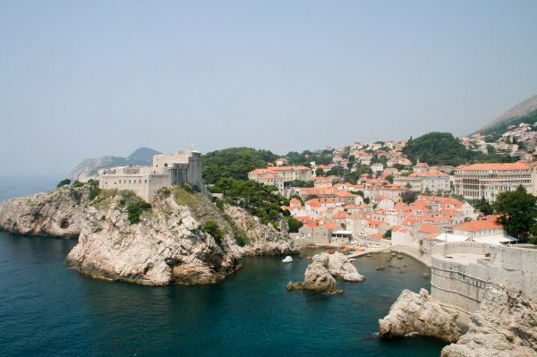 Dubrovnik Photos - Cove