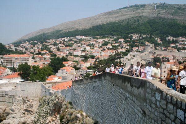 Dubrovnik Photos - Old Town Walls