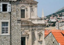 Dubrovnik Photos - Jesuit Church of St Ignatius