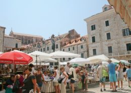 Dubrovnik Photos - Market