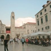 Tour Croatia Online - Stradun in summer