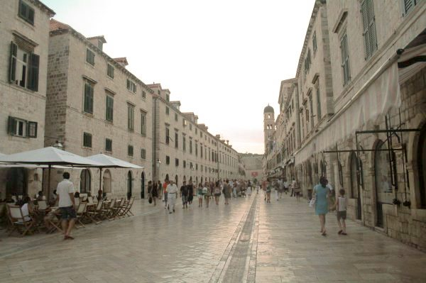 Dubrovnik Photos - Stradun
