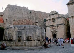 Dubrovnik Photos - Onofrio's Large Fountain