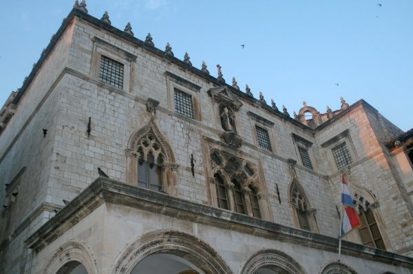 Dubrovnik Photos - Sponza Palace