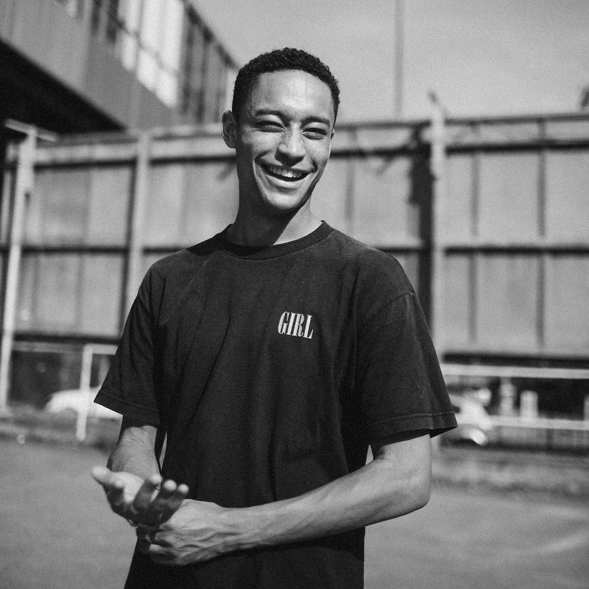 Loyle Carner - credit Vicky Grout