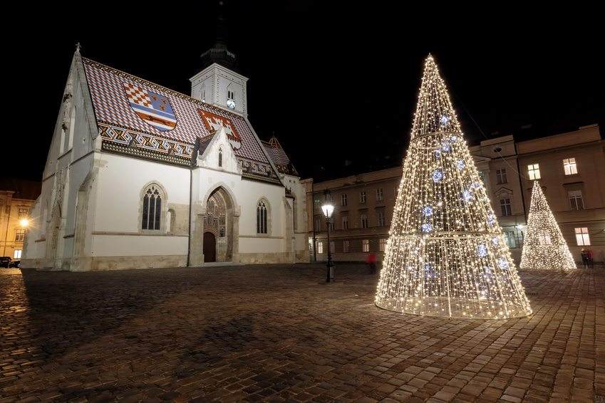 Christmas and New Year in Croatia