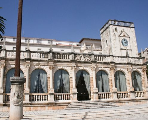 Photos of Hvar - Hvar Town loggia
