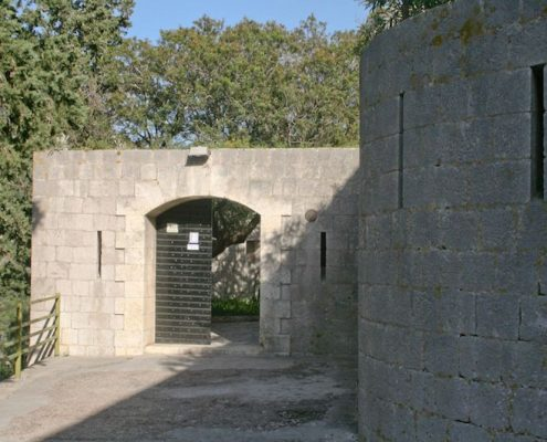 Photos of Hvar - Spanjola Fortress entrance