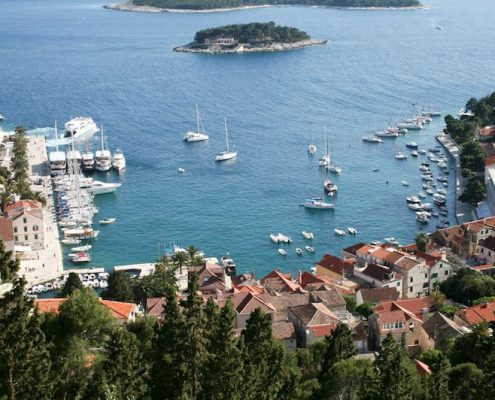 Photos of Hvar - Gorgeous Hvar Town View