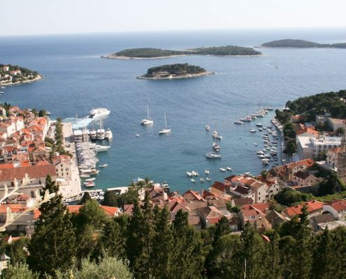Ten Days in Croatia - Hvar
