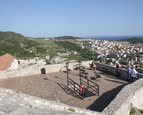 Photos of Hvar - Spanjola Fortress visitors