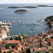 Top Ten Destinations in Croatia - Hvar Town