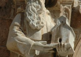 Images of Croatia 2 - Dubrovnik's patron saint St Blaise