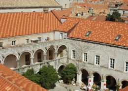 Images of Croatia 2 - Dubrovnik Monastery of St Clare