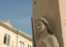 Images of Croatia 2 - Dubrovnik Orlando's Column