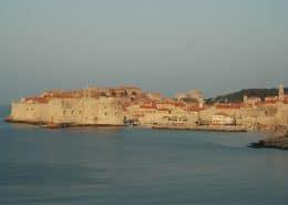 Images of Croatia 2 - Dubrovnik sunrise