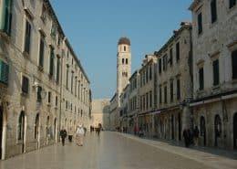 Images of Croatia 2 - Dubrovnik Stradun