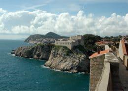 Images of Croatia 2 - Dubrovnik Lovrijenac Fortress